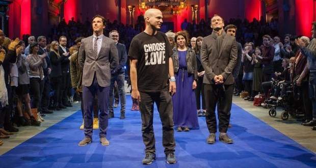Letters Live at Freemasons' Hall