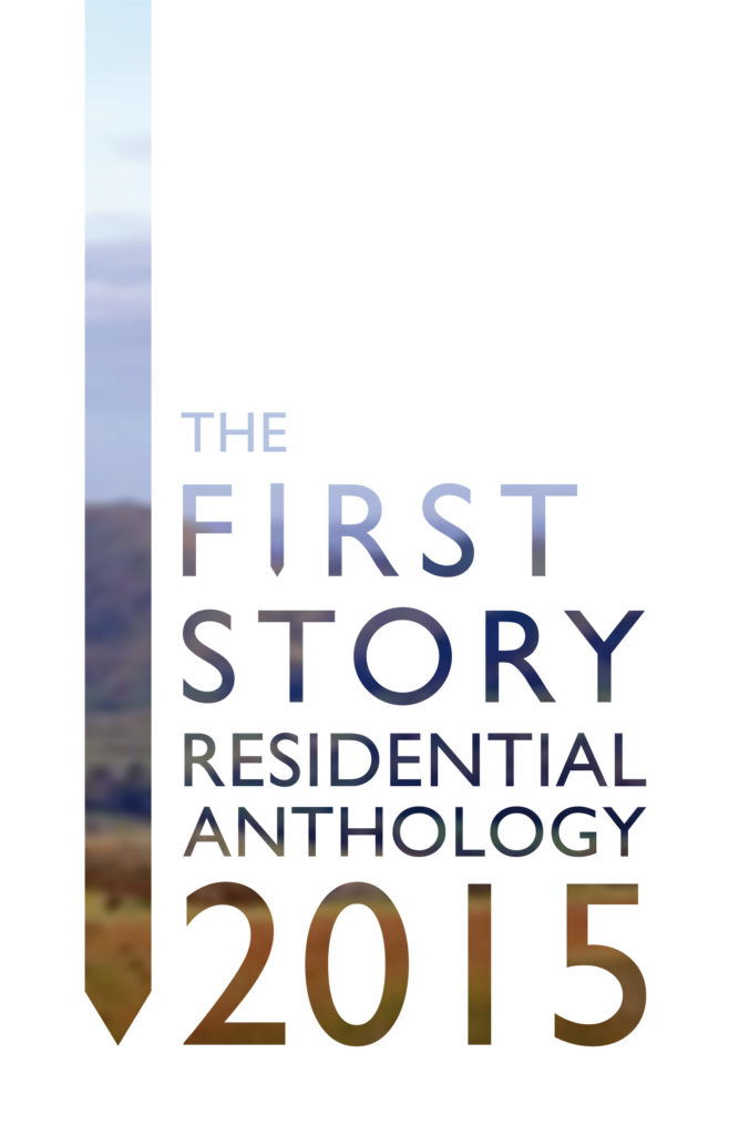 First Story Residential Anthology 2015 Cover