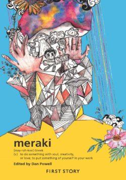 meraki book cover