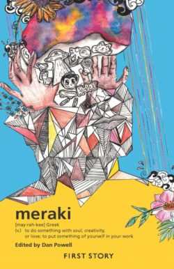 meraki book cover