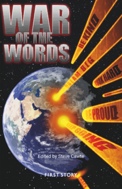 War of the Words, Lincoln Priory, cover