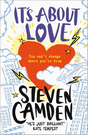It's About Love by Steven Camden